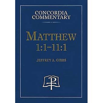 Matthew 1 -1-11 -1 - A Theological Exposition of Sacred Scripture by Jef
