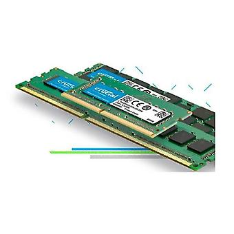 Crucial 8Gb Ddr4 Sodimm 2400Mhz Single Stick Desktop For Apple Macbook