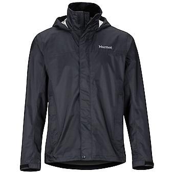 Marmot Black Mens PreCip Eco Jacket