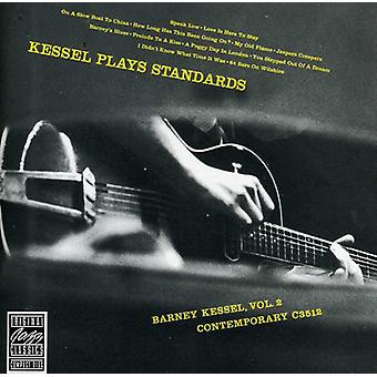 Barney Kessel - Plays Standards [CD] USA import