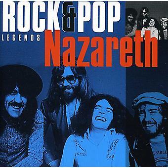Nazareth - Rock & Pop Legends (Import) [CD] USA import