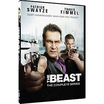 Beast: The Complete Series [DVD] USA import
