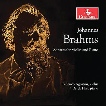 Sonatas For Violin & Piano [CD] USA import