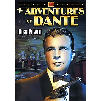 Dick Powell - Abenteuer von Dante (1950) [DVD] USA import