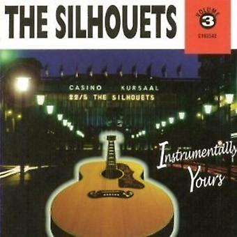 Silhouets - Instrumentally Yours [CD] USA import