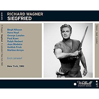 Siegfried [CD] USA import