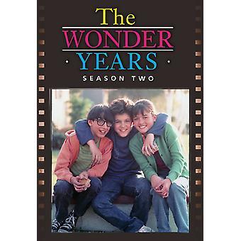 Wonder Years: Season 2 [DVD] USA import