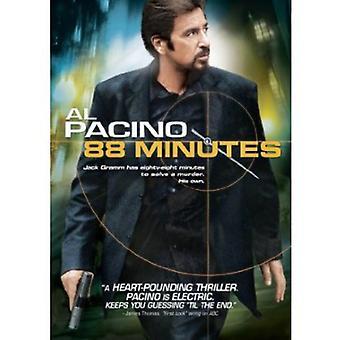 88 minuter [DVD] USA import