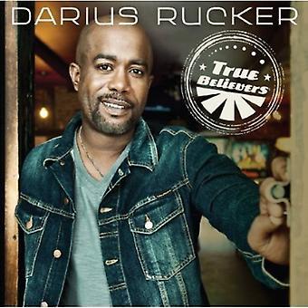 Darius Rucker - True Believers [CD] USA import