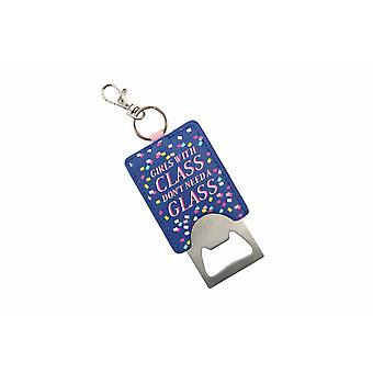 Sweet Tooth Girls With Class Bottle Opener Keyring