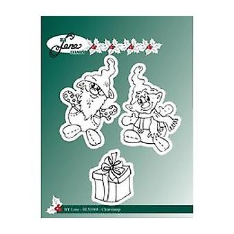 By Lene Clearstamps Gnomes 2