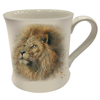 Bree Merryn Lex the Lion Mug