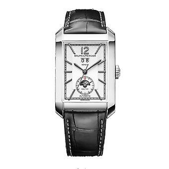 Baume & Mercier BM0A10523 Hampton Rectangular Automatic Wristwatch