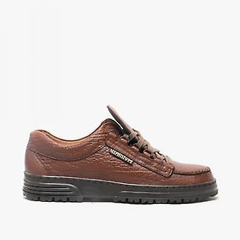 Mephisto Cruiser Mamouth Mens Leather Shoes Desert