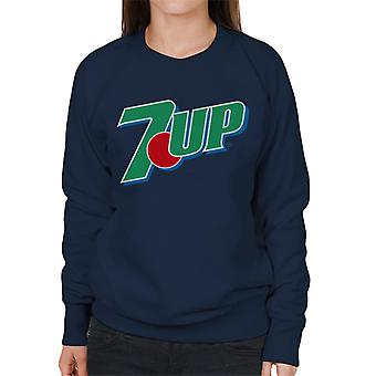 7up Retro 90s Logo Women's Sweatshirt