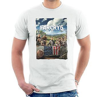 Far Cry 5 Cover Art Men's T-Shirt