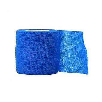 タトゥーハンドルグリップのための使い捨てセルフ接着剤フレックス弾性包帯テープ