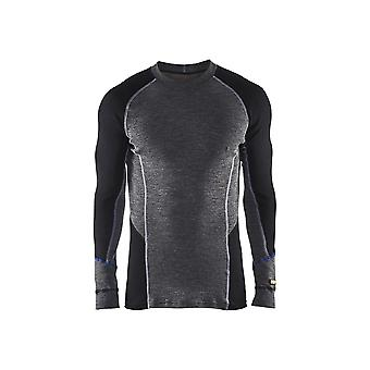 Blaklader baselayer top zip-neck 48971732 - mens