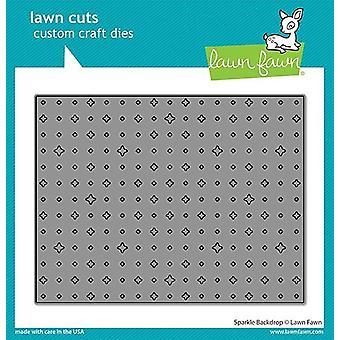 Nurmikon fawn-leikkaus kuolee – kimalteleva tausta