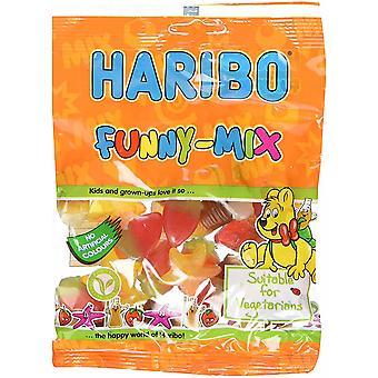 HARIBO Funny Mix 0.96kg, bulk sweets, 6 packs of 160g