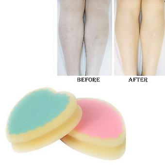 Popular Magic Painless Hair Removal Depilation Sponge Pad