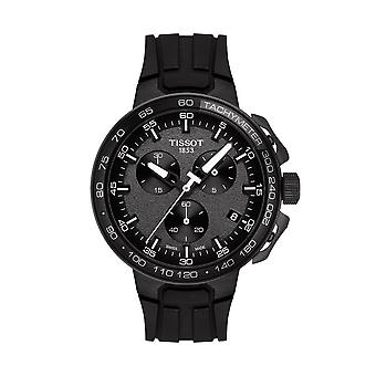 Tissot T1114173744103 T-Race Cycling Chronograph Black Dial Men's Horloge