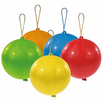 Amscan Punchball Novelty Balloons (Pack Of 5)