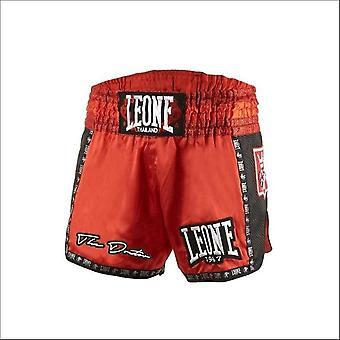 Leone 1947 doctor panta thai shorts - red