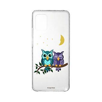 Hull For Xiaomi Mi 10 Soft Lite Owls In Moonlight