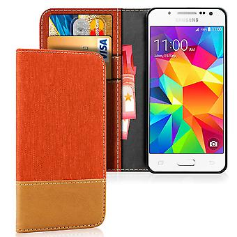 Samsung Galaxy J5 Shockproof TPU Shell Mobile Protection Jeans Phone Mobile Shell Denim