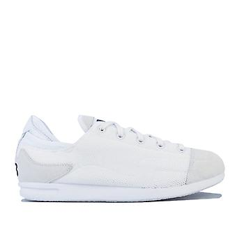 Men's Y-3 Manja Trainers in White