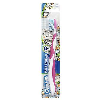 Oral-B Pro-Health For Me CrossAction Kids Toothbrush, Soft (Colors May Vary)