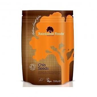 Regenwoud Foods - organische Chia Seeds 300g