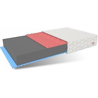 Foam mattress H3 160x200cm thickness 14cm HR foam + Visco