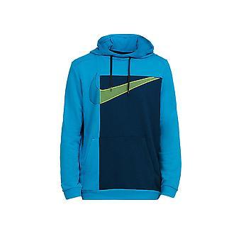 Nike Kuiva Huppari Fleece CJ6683410 universal ympäri vuoden miesten collegepaidat