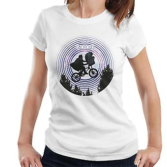 E.T. Ride In The Sky Be Good Women's T-Shirt