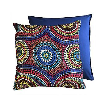 Family Aboriginal Design Bean Bag