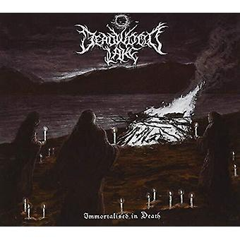 Immortalised In Death [CD] USA import