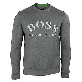 Hugo boss salbo men's dark grey sweatshirt