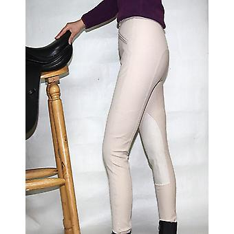 Horse Riding Pants Breeches Soft Breathable Equestrian Chaps Unisex Halters