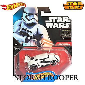 Originálne Hot Wheels Star Wars Series Role Imperial Stormtrooper Model Auto 4 rok