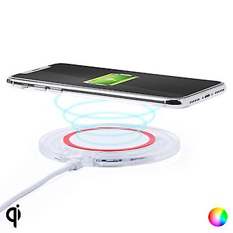 2-pack, Qi Wireless Charger for Smartphones grey