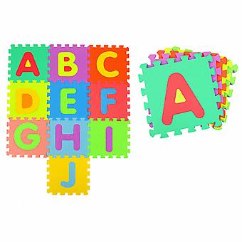 Jocca Self Learning Games for Kids, Letter Puzzle Mat