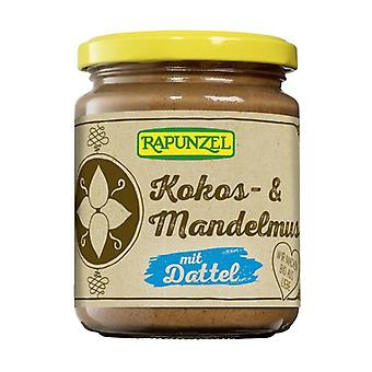 Toasted Almond, Coconut and Date Cream 250 g