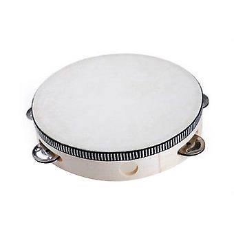 Lyömäsoittimet Orff Instrument Parent-child Teaching Aids Tambourine's
