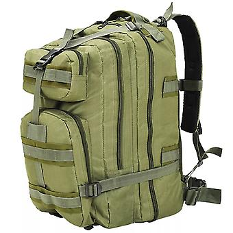 Army-style backpack 50 L olive green