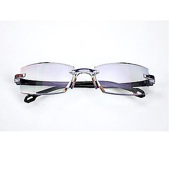 Anti Blue Light Reading Glasses Magnification Eyewear Presbyopic Glasses