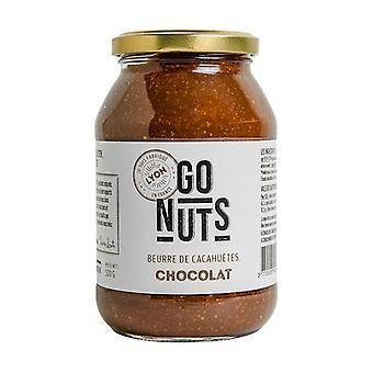 Chocolate peanut butter 500 g of cream