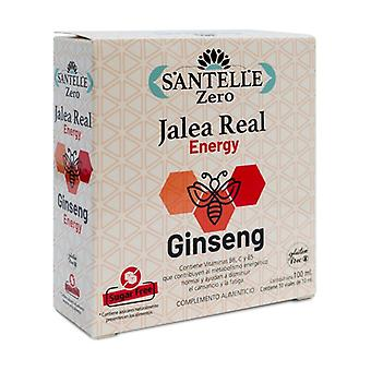 Royal Jelly Energy with Ginseng 10 vials