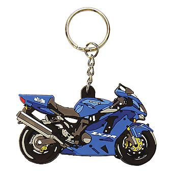 Bike It Kawasaki ZX12R Rubber Keyfob - #74
